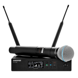 Bezdrôtové mikrofony