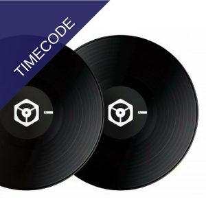 Timecode vinyl a CD