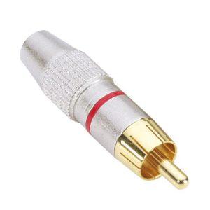 RCA/Cinch konektory