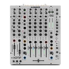 4-kanálové mixpulty