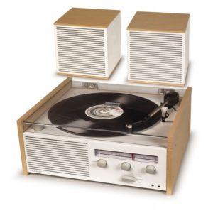 Gramofóny so zosilňovačom